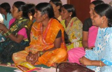Marketing & Sales workshop for 35 women