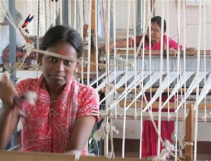 Krishna Weavers in Hyderabad creates 2500 new jobs