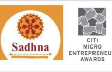 Sadhna wins Indian Entrepreneur Award