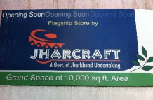 Jharcraft works energetically on stock management