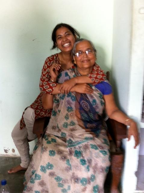 Blind vertrouwen tussen moeders en dochters