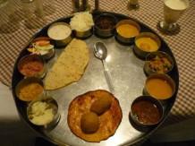 Indiase lunch