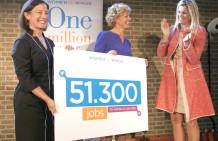 Princess Máxima reveals jobs WoW: 51,300