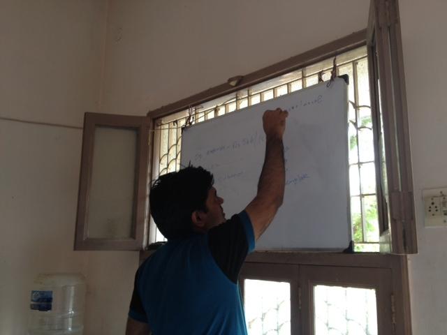 Zoek je inspiratie?  Praat eens met een Indiase social entrepreneur!