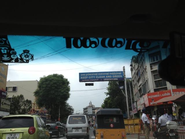 Chennai? Wat? Ja, Madras ja
