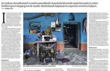 Volkskrant: Andere markten leveren India geld op