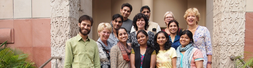 Workshop for Indian customers: next step in web and social media