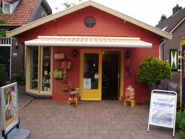 Closing Wereldwinkel in Leersum results in contribution for Women on Wings
