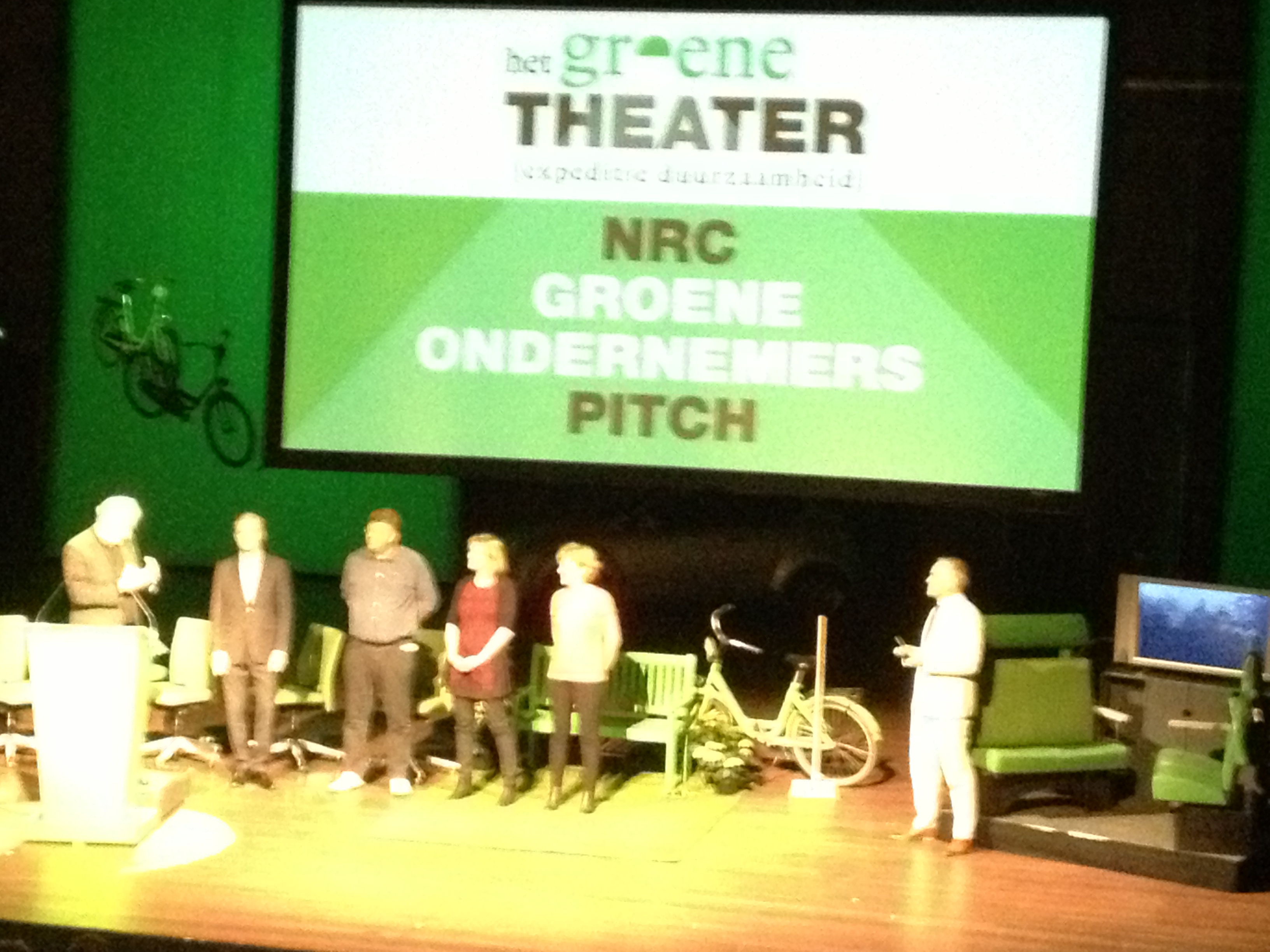 Women on Wings makes its pitch at NRC Green Theater