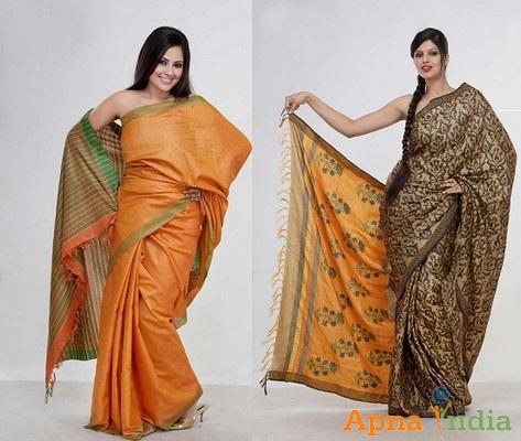 Women on Wings welcomes new customer Eco Tasar Silk