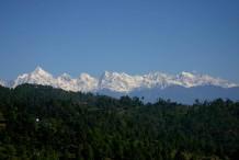 Geen berg te hoog voor Avani in de Himalaya