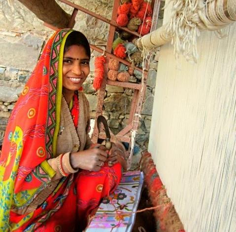 Jaipur Rugs: sociaal ondernemen in elke draad