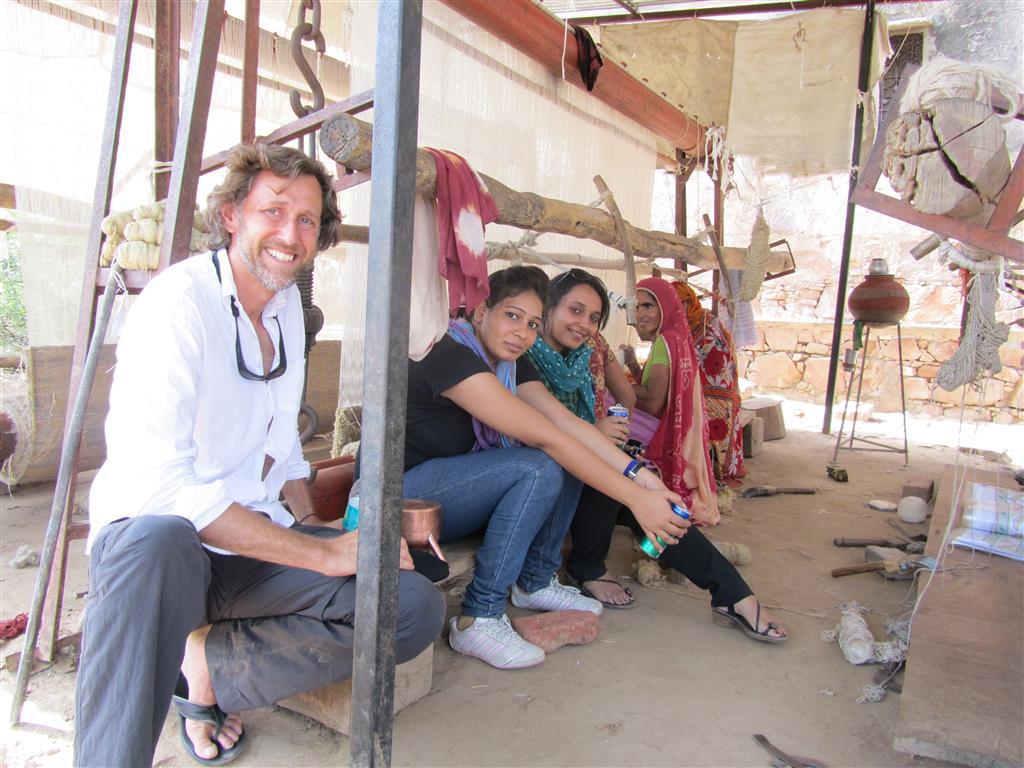 Jaipur Rugs: commercie en sociaal ondernemen gaan hier hand en hand