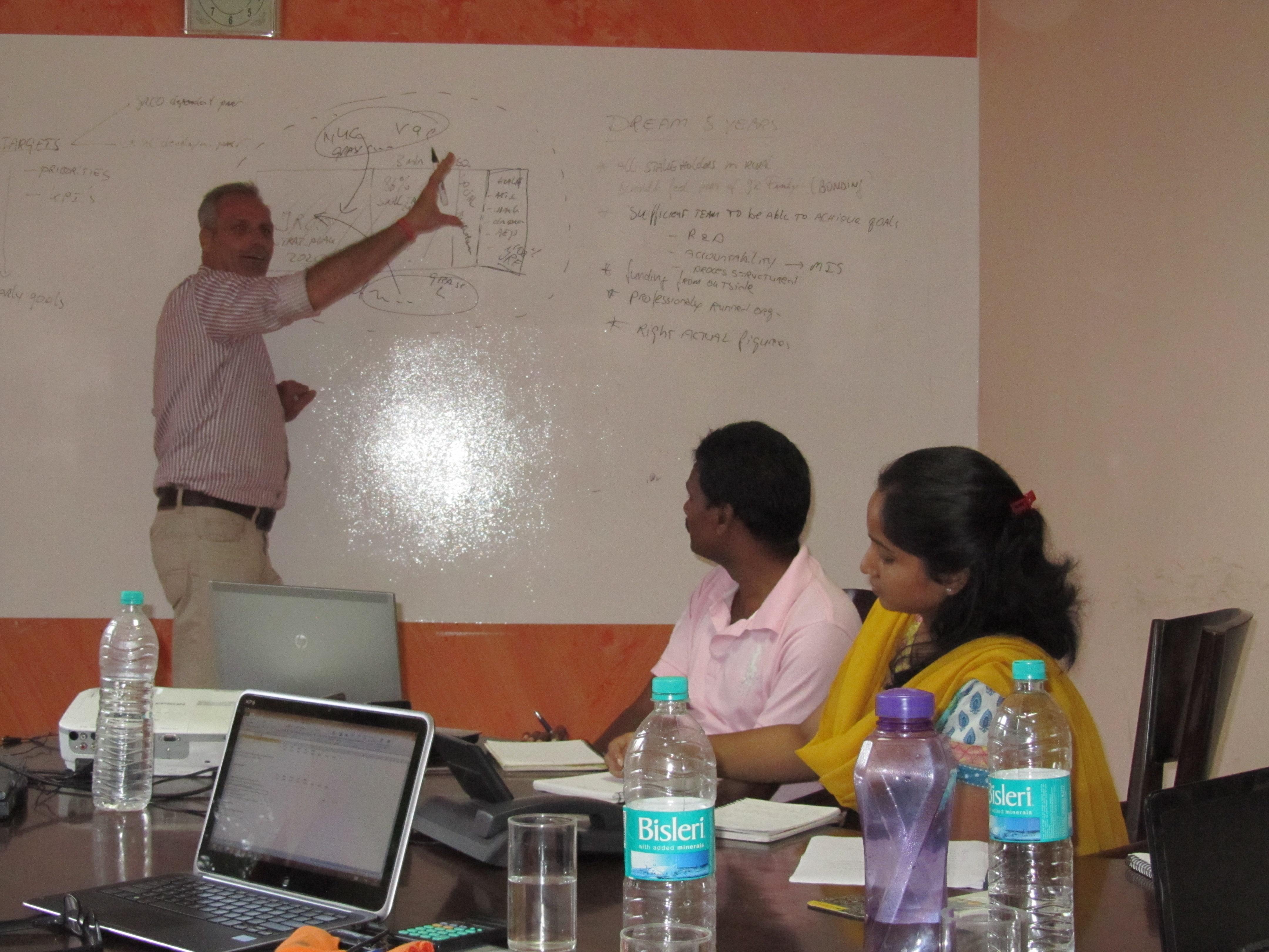 Van zonne-energie tot company values bij Jaipur Rugs