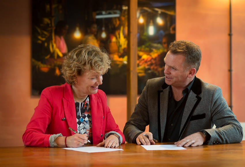 Holland Payroll and Women on Wings join forces