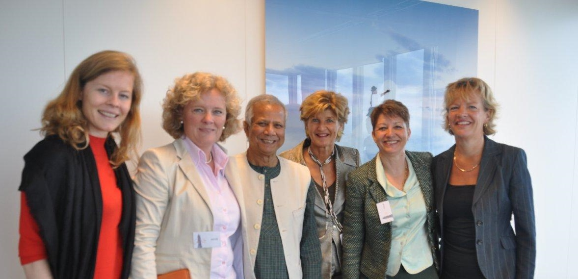 Three soundbites of Professor Yunus