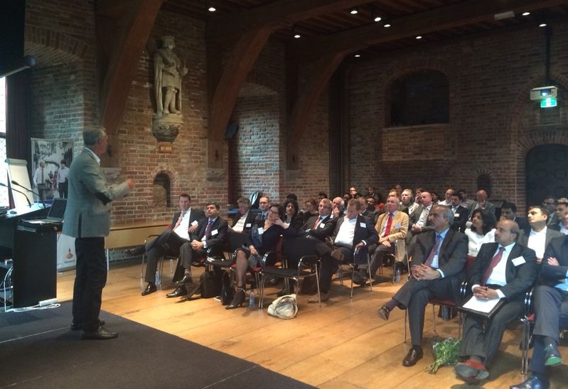 Symposium 'India Revitalized' at Nyenrode