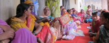 JEEViKA female self help groups enthusiastic about use of hygienic sanitary pads