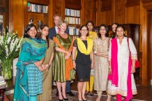 The first and seventh anniversary of Women on Wings in India