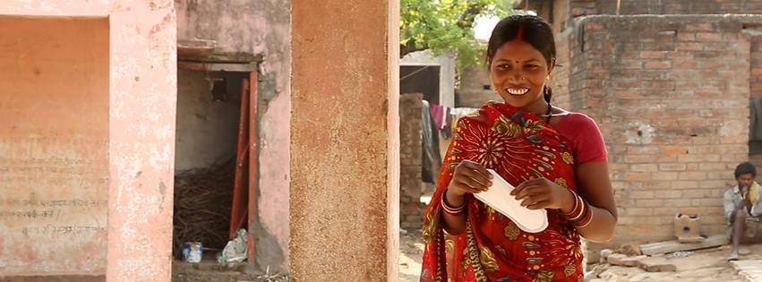 Kick-off sanitary pads program 'Making periods normal'