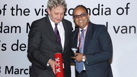 Frans Banninck Cocq Award for board member Women on Wings