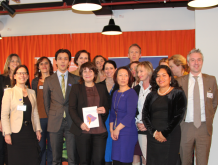 Network activities in context of International Women's Day