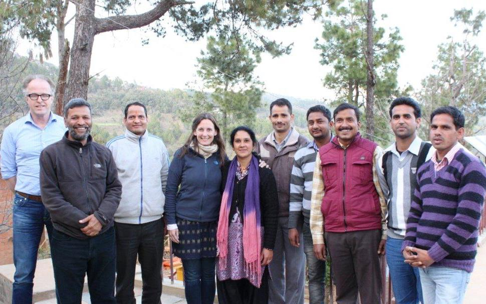 Management development in the Himalayas