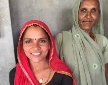 Meera Devi, an example for all women in rural India
