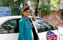 Women on Wheels – changing the Delhi cab landscape