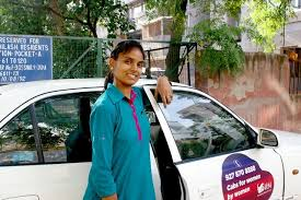 Women on Wheels – changing the Delhi cab landscape