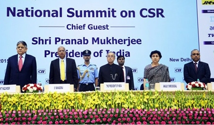 National CSR Summit: Partnering the National Agenda