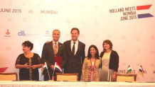 Successful participation in Dutch Economic Mission to India