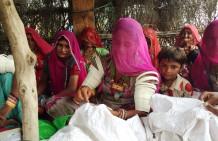 Storytelling from Thar Desert; empowering women artisans