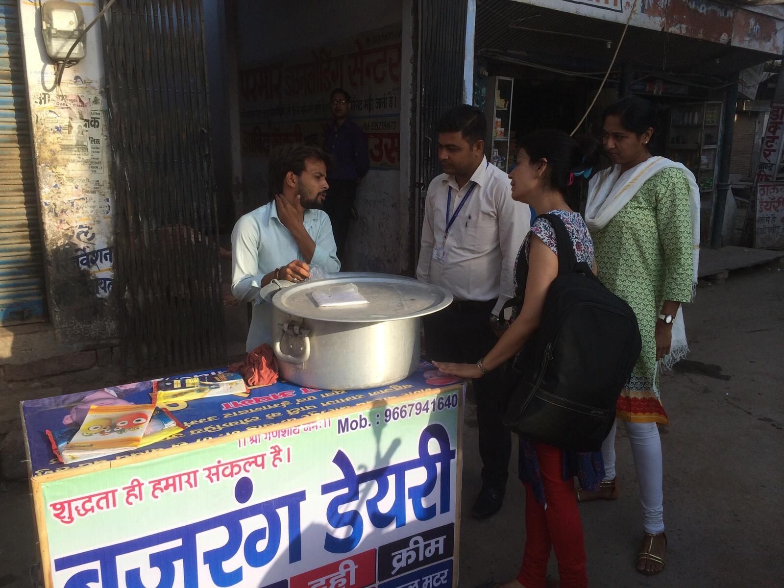 Enriching experience in Dholpur, Rajasthan