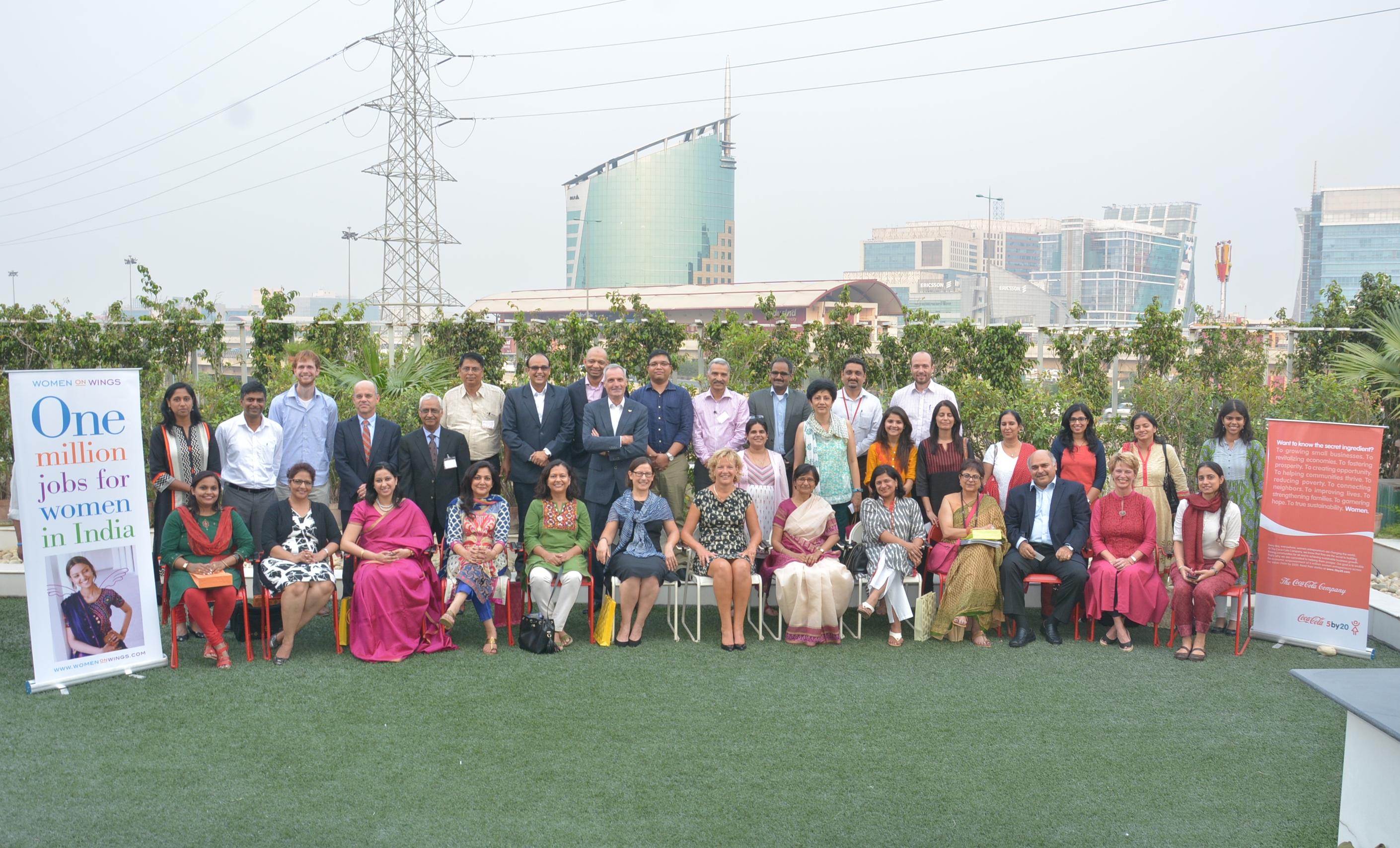 CSR Seminar marks 8th Anniversary Women on Wings