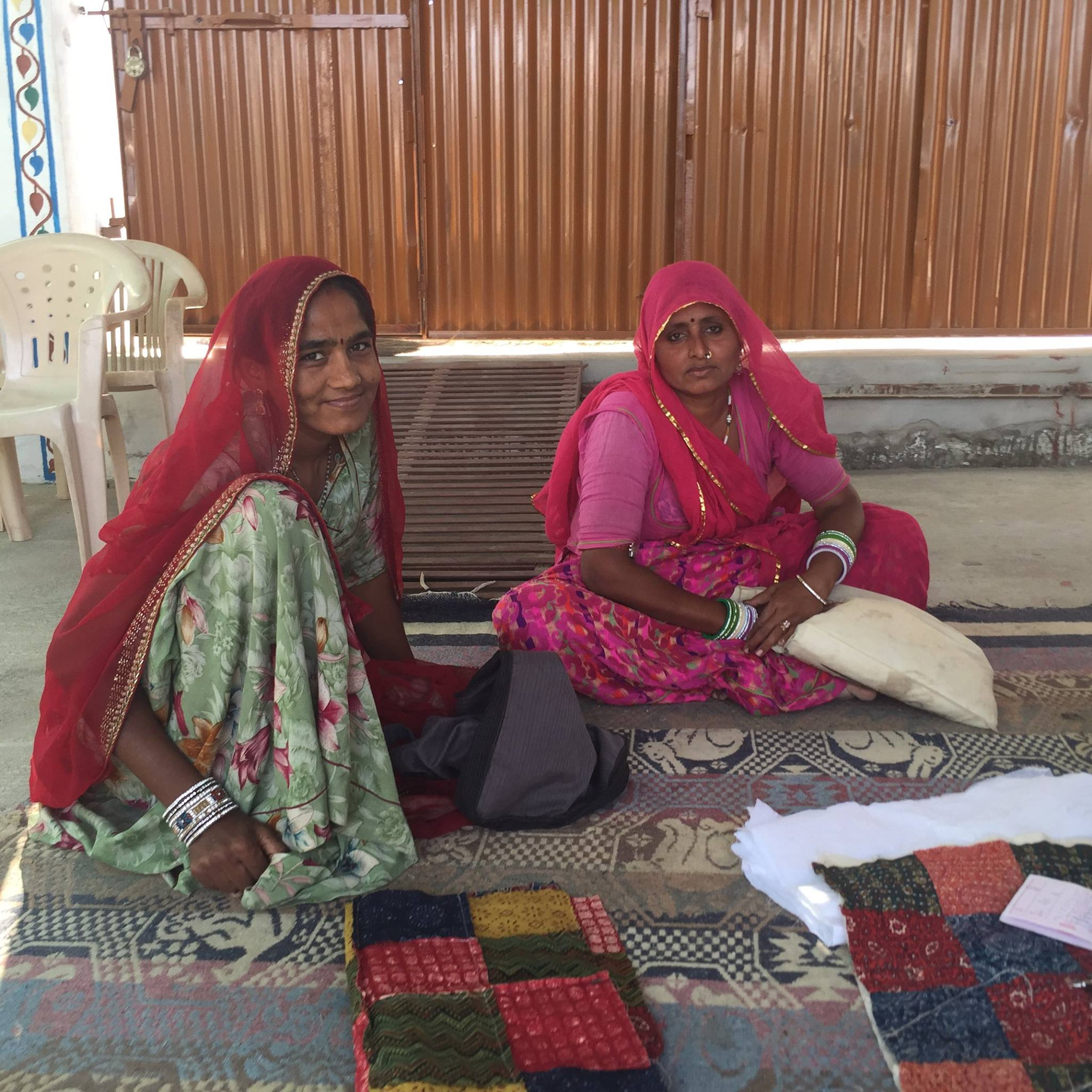 Creating market opportunities for women artisans in Thar Desert