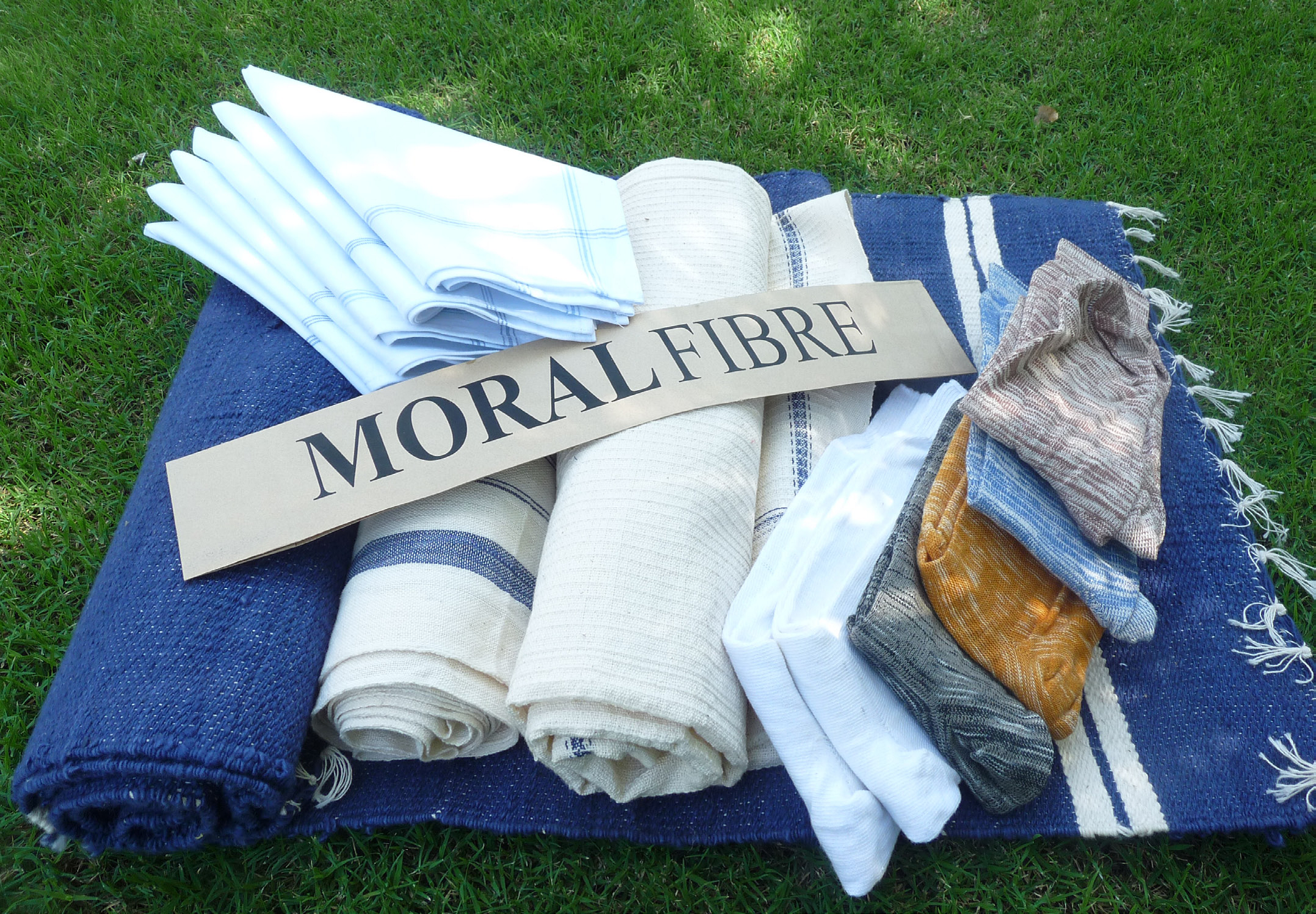 MORALFIBRE, new Women on Wings business partner