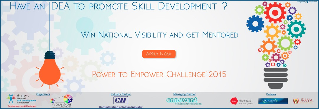 Partnering in Power to Empower 2015 Challenge