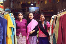 Weaving changes life of Prabhavati from Manipur