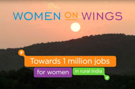New corporate film for Women on Wings