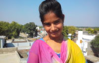 Young rural woman passionate to impact other women in villages
