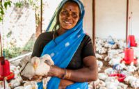 Achmea Foundation and Women on Wings join hands to create employment for female farmers
