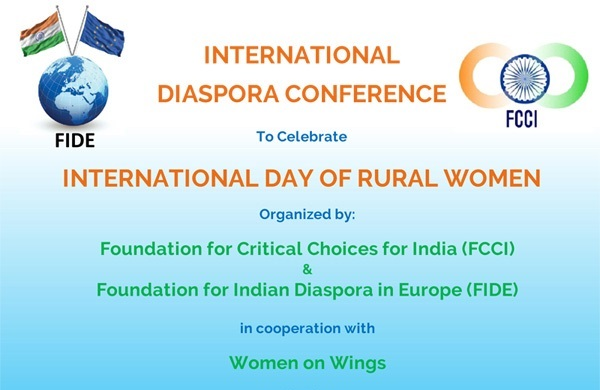 International Diaspora Conference celebrates rural women