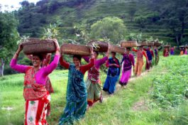 Umang provides additional income to hill women