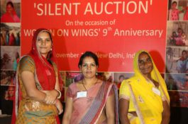 Impacting the lives of 207,500 families in rural India