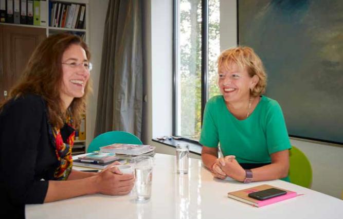 Connecting women around the globe
