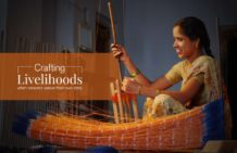 Creating global markets for rural artisans of India