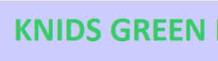 KNIDS Green
