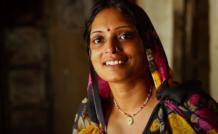 Saroj fulfils dream thanks to her income