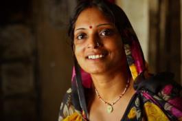 Saroj fulfils dream thanks to the money she earns